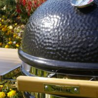 Saffire Grill – High Heat Searing on Your Kamado Cooker