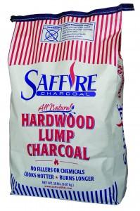 20 Pound All Natural Lump Charcoal Bag