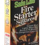 Rutland Fire Starter Squares