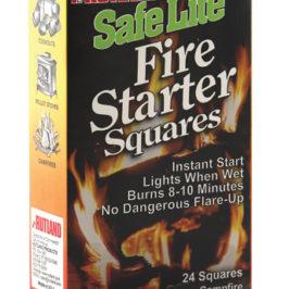 Fire Starter Squares – Rutland