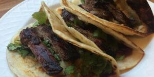 Some Super Saffire Steak Tacos