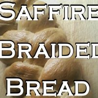 Saffire Braided Holiday Bread