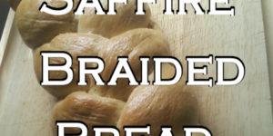 Saffire Braided Holiday Bread