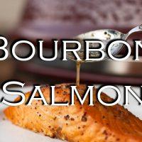 Bourbon Maple Smoked Salmon