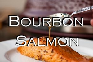 Bourbon Maple Smoked Salmon