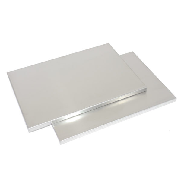 304 stainless steel side shelves