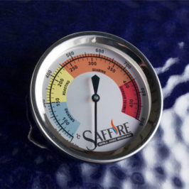Saffire Temperature Gauge