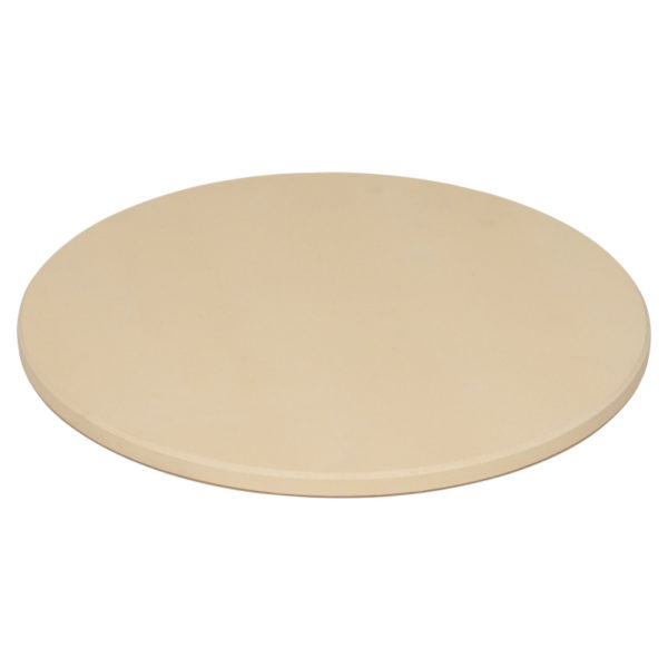 Saffire's fire stone is great for cooking pizza; for medium grills acts as a heat deflector