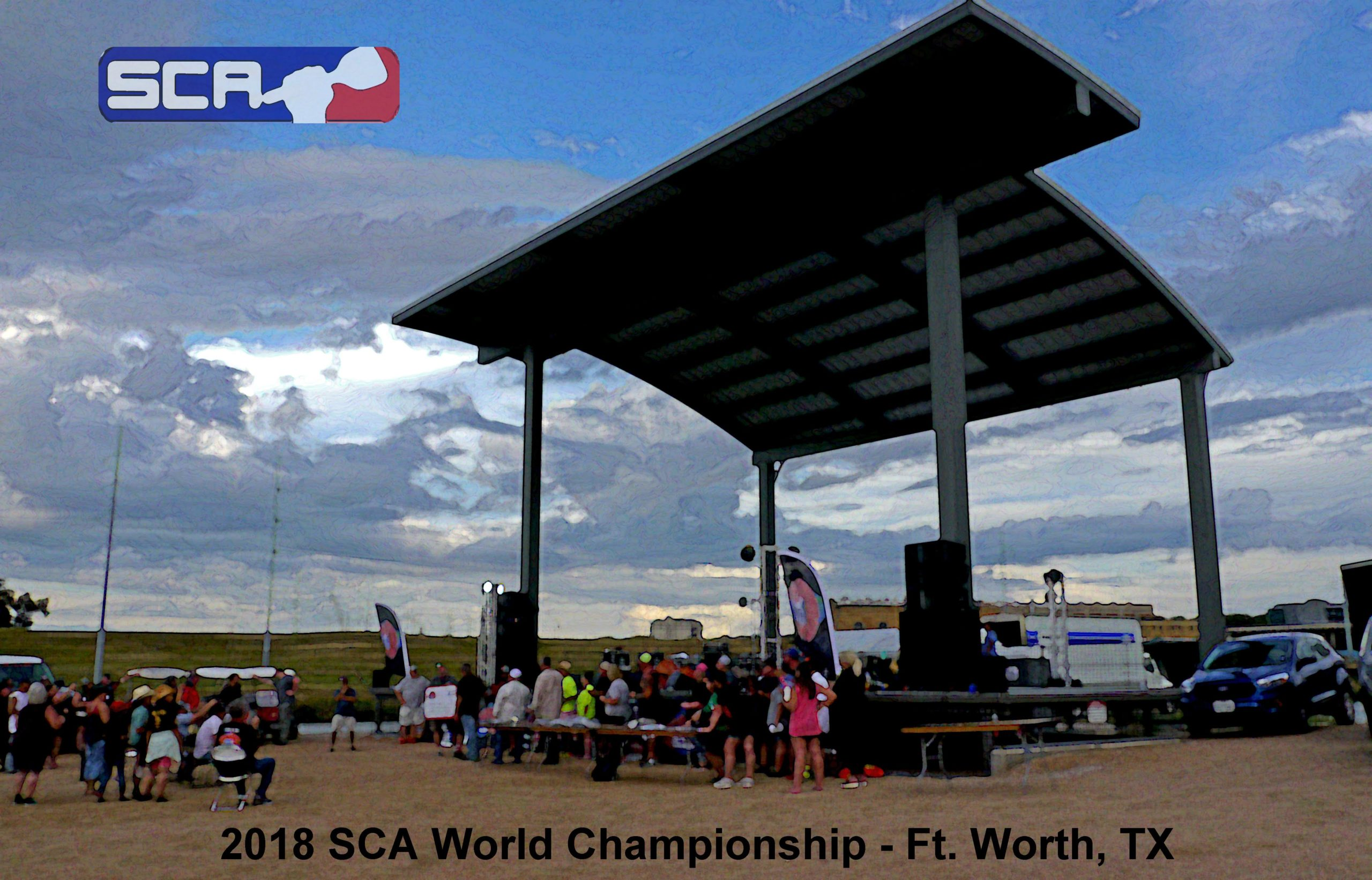 Tribute to the Saffire Competitors in the 2018 SCA World Championship