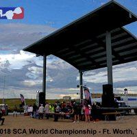 Tribute to the Saffire Competitors in the 2018 SCA World Championship