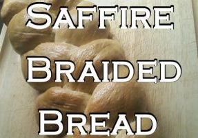 Saffire Braided Bread